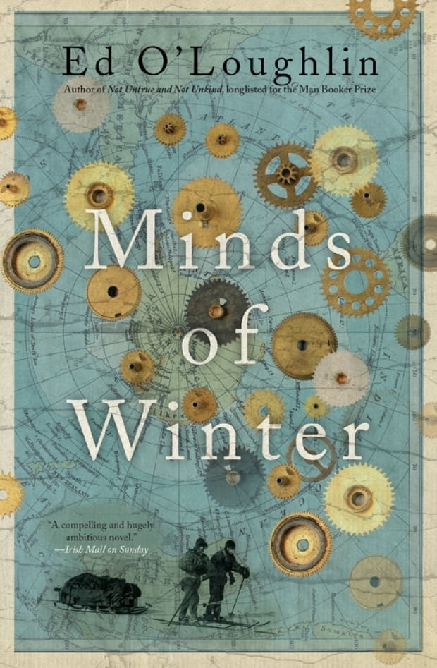 BOOK COVER: Minds of Winter by Ed O'Loughlin