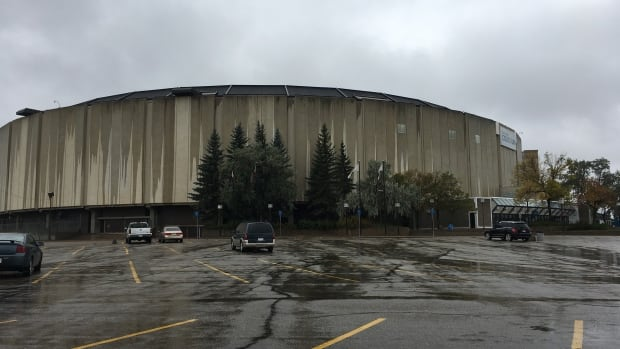 The former home to the Edmonton Oilers will close permanently at the end of this year and city council must decide if it will demolish the building.