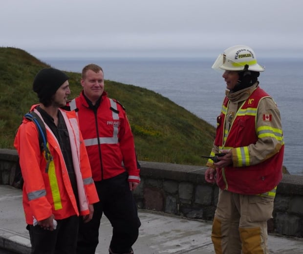Signal Hill Hiker Rescued