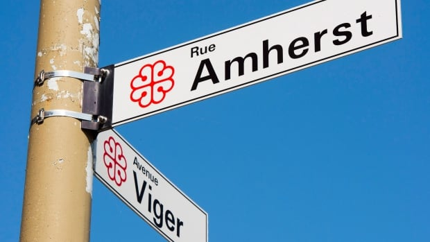 The City of Montreal's decision to change the name of Amherst street started a discussion in Amherst, N.S. town council about the possibility of a name change.