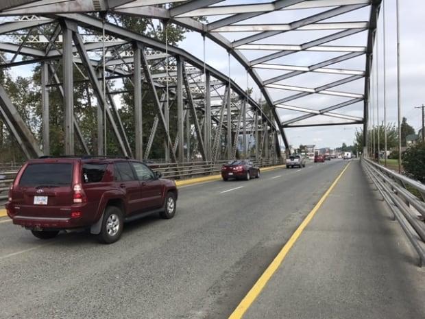 Cowichan Bridge, Duncan, B.C.