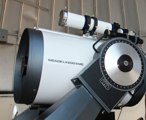 York University telescope