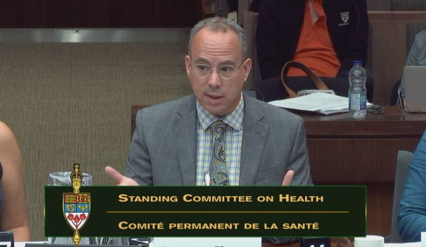 Ian Culbert, Canadian Public Health Association - Committee Hearing