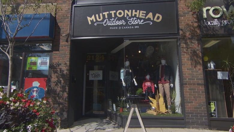 Toronto unisex clothing store hopes to reduce gender