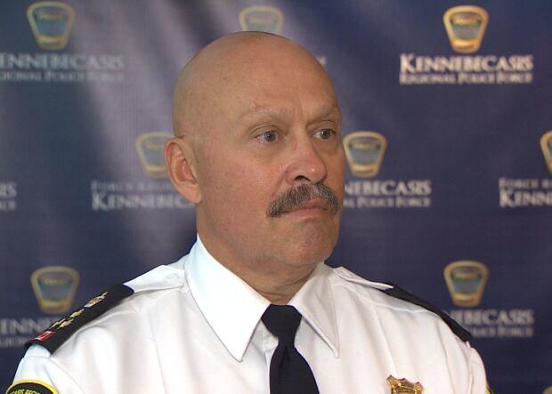 Police Chief Steve Palmer