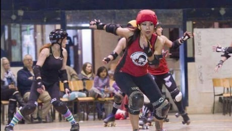 Roller Derby mom of 8 inspires with World Cup selection