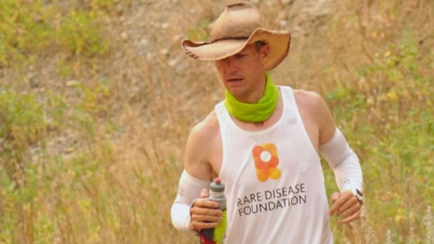Ultramarathoner Dave Proctor won a 100 mile (160 km) race near Lethbridge last weekend, but it's only the preliminary to an even greater journey. Proctor has a cross-country run planned for 2018. He hopes to raise $1 million to study rare diseases, such as the one that afflicts his eight-year-old son, Sam.