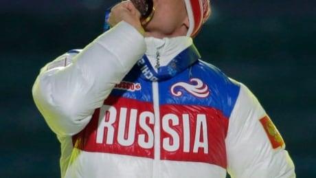 CAS Russia Doping