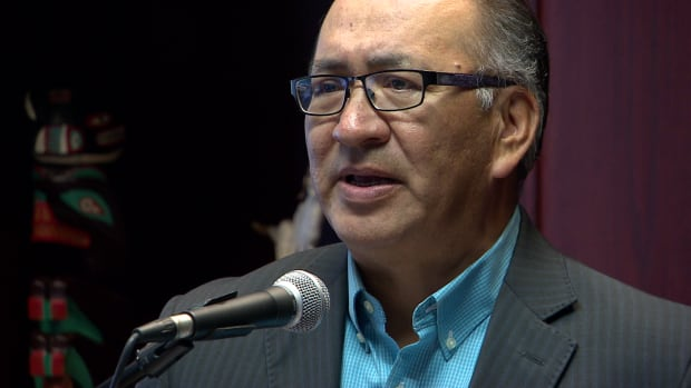 Saskatoon Tribal Council Chief Felix Thomas says the funding will help keep people off the streets, and allow them to access services to treat the root causes of homelessness.
