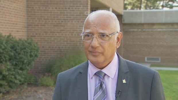 Coun. Vince Crisanti called the decision to oust him as deputy mayor for Etobicoke 'shocking and surprising.'