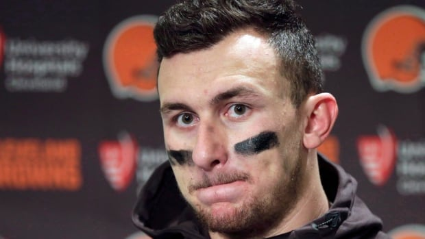 Former Cleveland Browns quarterback Johnny Manziel is on Hamilton's 45-man negotiation list, giving the franchise exclusive Canadian negotiating rights.