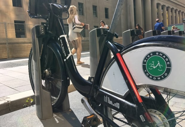 Toronto Bike Share