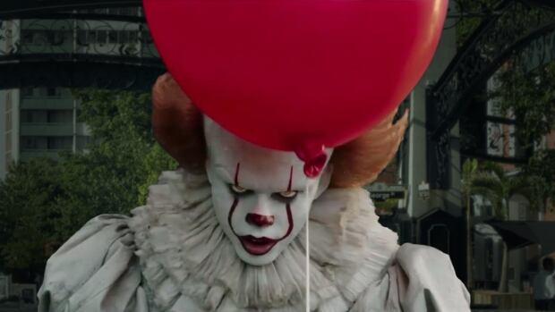 hamilton it clown filming
