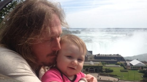 Police are searching for 43-year-old Donald Breedon and 8-month-old Phoenix Breedon.