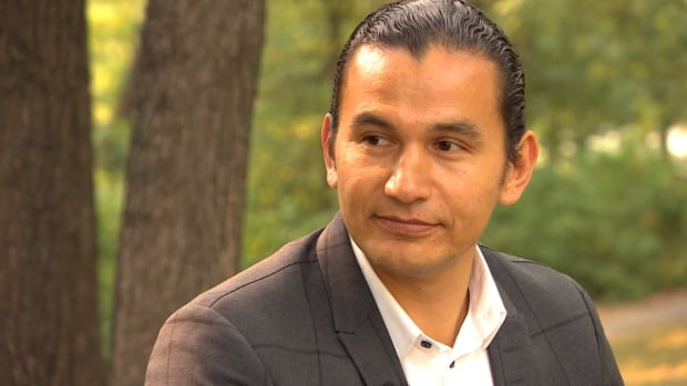 NDP MLA Wab Kinew knows political opponents will not let the past rest, but offers ideas for the future.