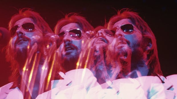 Eric Clapton in a still from his new doc, Life in 12 Bars.