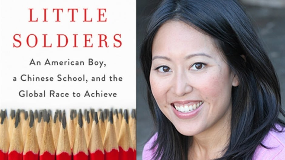 Journalist and author Lenora Chu compares cultures and classrooms in her latest book, Little Soldiers: An American Boy, a Chinese School, and the Global Race to Achieve.
