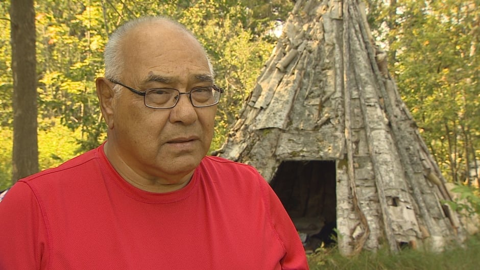 John Joe Sark, Keptin of the Mi'kmaq Grand Council, says he thinks the fight to change the name of Port La-Joye-Fort Amherst is worth the effort.