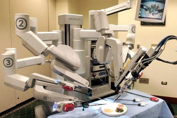 Robotic Hysterectomies