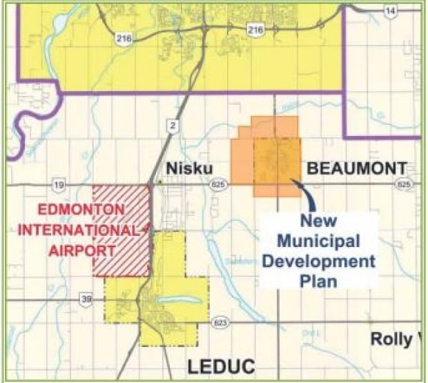 beaumont map