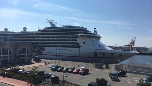 Better Than Not Going Anywhere Diverted Caribbean Cruise Ship - Cruise ships saint john nb