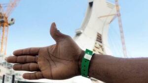 Haitian hand