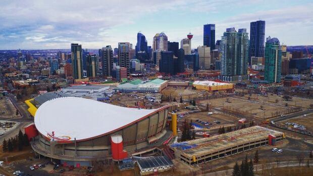 Calgary Saddledome