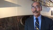 Education Minister Paul Quassa