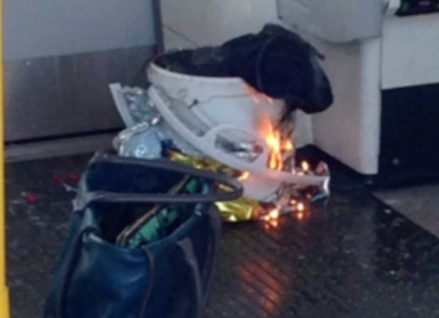 bucket bomb london subway