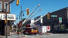Fire, Leamington, Erie St.
