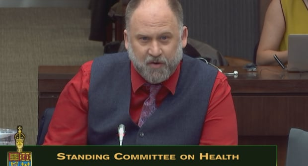 Dana Larsen, B.C. pot activist and dispensary owner