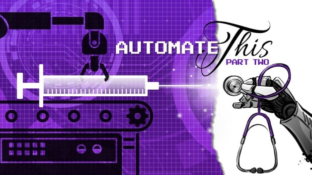 Automate This! Part Two Art
