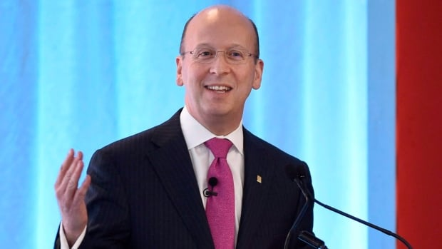 Victor Dodig, the CEO of CIBC, was recently named chair of the advisory board of Catalyst Canada.