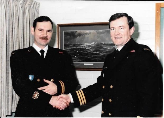 Lt. (ret) Ron Cram