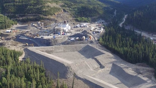 The Silvertip mine started production in 2016 mining silver, zinc and lead.