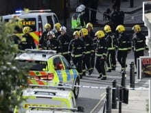 London train bombing witness Chris Wildish told As It Happens that emergency crews arrived promptly on scene and 'smartly took control of the situation.'
