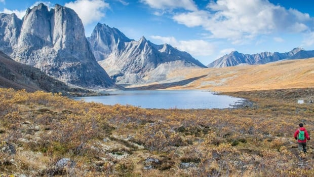 Cristina Ramos Hernando sent us this photo from a hiking trip into north Yukon's Tombstone Territorial Park in early September. The park has a trail to Grizzly Lake and routes to other lakes offtrail.
