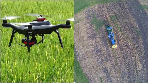The Hands Free Hectare project, out of Harper Adams University in the U.K., successfully planted, tended and harvested 2.47 acres of barley using only autonomous vehicles and drones.