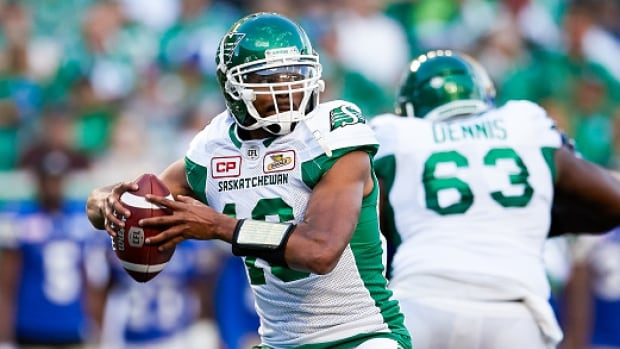 Ticats start slow, falter late, lose to Riders