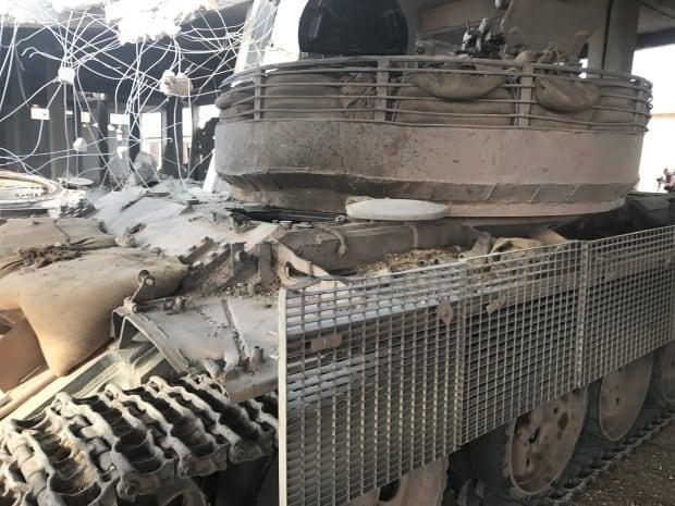 Tanks modification
