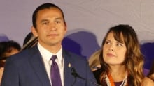 Wab Kinew wins Manitoba NDP leadership race