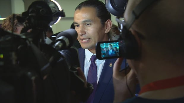 New NDP Leader Wab Kinew will be subject to more scrutiny than ever.
