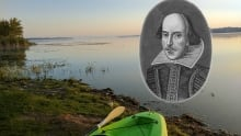 Shakespeare on lake