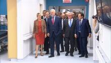 CHUM superhospital inauguration