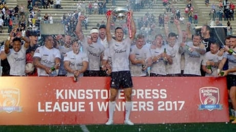 Toronto Wolfpack defeats Doncaster to wrap up incredible first season