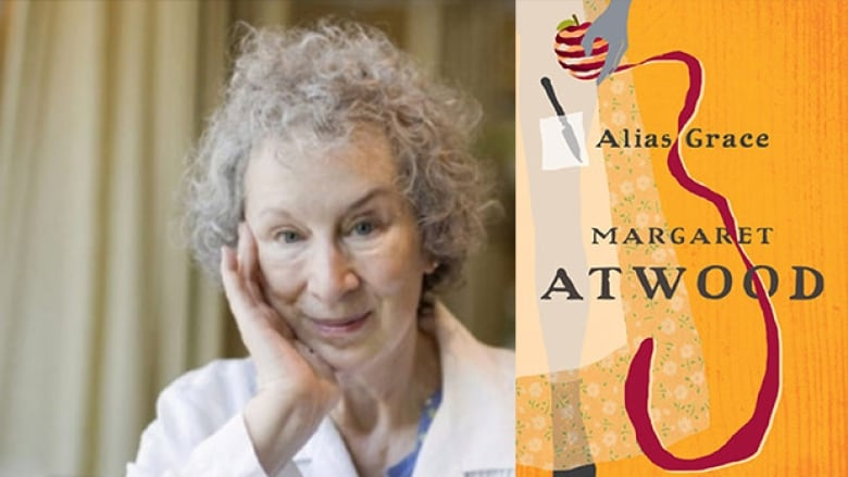 Alias Grace by Margaret Atwood won the Giller in 1996.