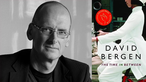 BOOK/AUTHOR: The Time In Between by David Bergen