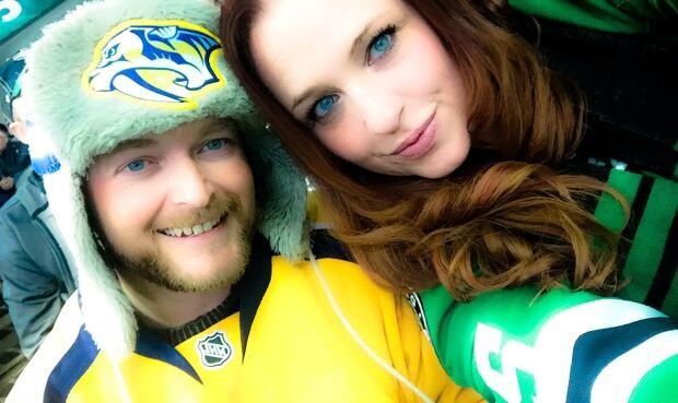 Kimberly Matthews and Nick Horne