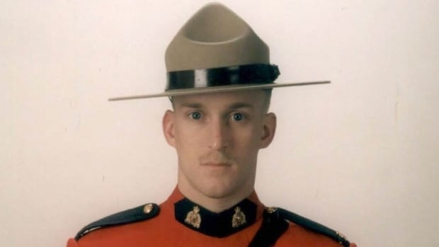 Nova Scotia RCMP Const. Francis (Frank) Deschenes, 35, was killed on Sept. 12, when he stopped to help change a tire, and a van plowed into his cruiser.
