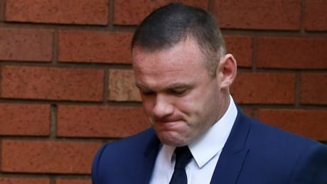 Wayne Rooney pleads guilty to drunk driving